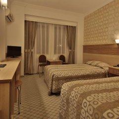 Altinyazi Otel 4* Стандартный номер с двуспальной кроватью фото 6