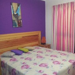 Отель Clube Maria Luisa Апартаменты с различными типами кроватей фото 5