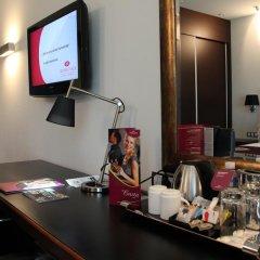 Отель Crowne Plaza Madrid Airport 4* Представительский номер с различными типами кроватей фото 3