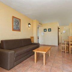 Отель Apartamentos Embajador Испания, Фуэнхирола - отзывы, цены и фото номеров - забронировать отель Apartamentos Embajador онлайн комната для гостей фото 2