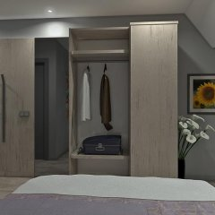 Отель Casa Alberto сейф в номере