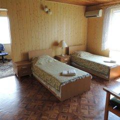 Гостиница Сахалин Стандартный номер разные типы кроватей фото 4