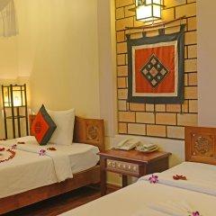Thien Thanh Green View Boutique Hotel 3* Улучшенный номер с различными типами кроватей фото 2