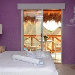 Отель Cielito Holbox 3* Стандартный номер с различными типами кроватей