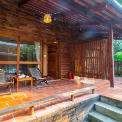 Отель Bauhinia Resort 3* Бунгало с различными типами кроватей фото 19