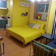 Отель Han River Guesthouse 2* Студия с различными типами кроватей фото 5