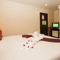Отель Silver Resortel Номер Эконом с двуспальной кроватью фото 12