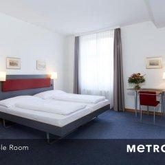 Metropole Easy City Hotel 3* Стандартный номер с двуспальной кроватью фото 6