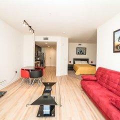 Отель Ginosi Wilshire Apartel Апартаменты с различными типами кроватей фото 19