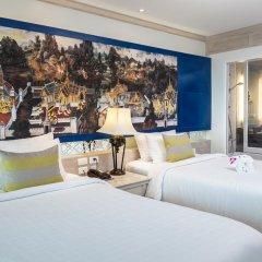 Отель Novotel Phuket Resort 4* Номер Делюкс с 2 отдельными кроватями фото 7
