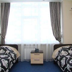 Экспресс Отель & Хостел Стандартный номер с разными типами кроватей фото 12