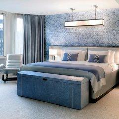 Отель Conrad New York Midtown 4* Апартаменты с различными типами кроватей