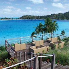 Отель Sofitel Bora Bora Private Island пляж фото 2