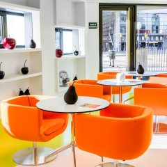 Апартаменты Cosmo Apartments Sants Барселона гостиничный бар