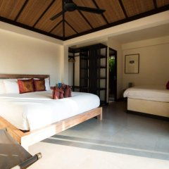 Отель Alanta Villa сейф в номере
