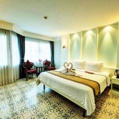 Jomtien Garden Hotel & Resort 4* Номер Делюкс с различными типами кроватей фото 3