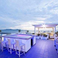 Отель Villa 7th Heaven Beach Front 4* Вилла с различными типами кроватей фото 2
