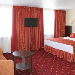 Гостиница AMAKS Центральная Полулюкс разные типы кроватей фото 8