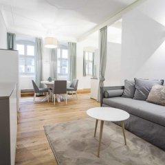 Отель Laubenhaus Апартаменты фото 25