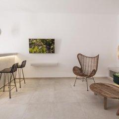 Art Hotel Santorini 4* Люкс с различными типами кроватей фото 4