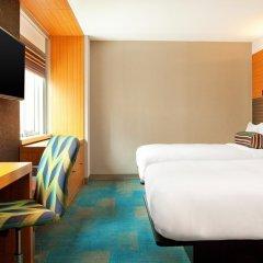 Отель Aloft Chicago City Center комната для гостей фото 3