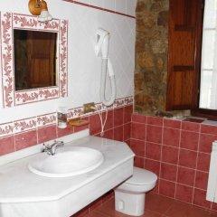 Отель Posada El Ángel de la Guarda 3* Стандартный номер с разными типами кроватей фото 3
