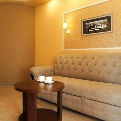 Мини-Отель У Заполярья 3* Семейный люкс с двуспальной кроватью фото 11