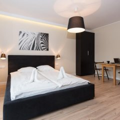Апартаменты Apartinfo Chmielna Park Apartments Студия с различными типами кроватей фото 4