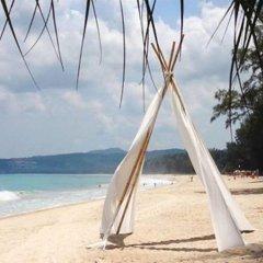 Отель Luxury villa in Laguna Village by Indreams пляж