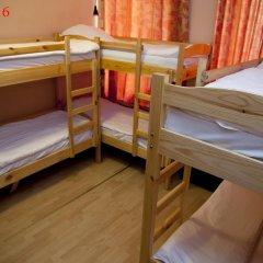Хостел Бабушка Хаус Кровать в общем номере с двухъярусной кроватью фото 6