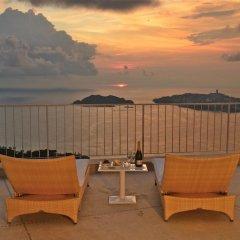 Отель Las Brisas Acapulco 4* Стандартный номер с разными типами кроватей фото 12