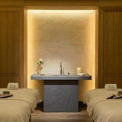 Hotel The Peninsula Paris 5* Улучшенный номер с различными типами кроватей фото 4