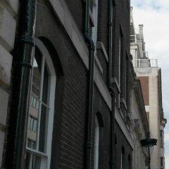 Отель Sanctum Soho Hotel Великобритания, Лондон - отзывы, цены и фото номеров - забронировать отель Sanctum Soho Hotel онлайн балкон