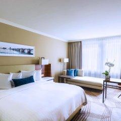 Prague Marriott Hotel 5* Представительский номер