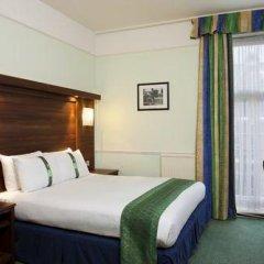 Отель Holiday Inn London Oxford Circus 3* Представительский номер с различными типами кроватей фото 6
