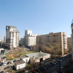 Hostelier on Belorusskaya Mini Hotel балкон