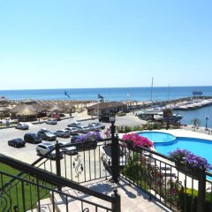 Апартаменты Holiday Apartment in Riviera Complex балкон