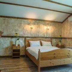 Гостиница Теремок Заволжский Апартаменты разные типы кроватей фото 12