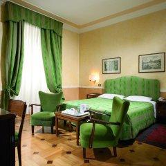 Bettoja Hotel Massimo D'Azeglio 4* Стандартный номер с различными типами кроватей фото 5