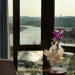 Clarion Hotel Golden Horn 5* Номер Делюкс с различными типами кроватей фото 10