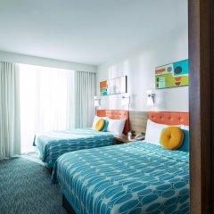 Отель Universals Cabana Bay Beach Resort 3* Стандартный номер с различными типами кроватей фото 4