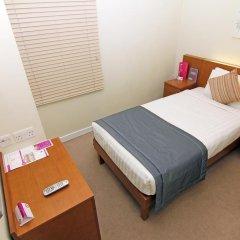 Отель Ambassadors Bloomsbury 4* Стандартный номер с различными типами кроватей фото 2