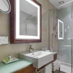 Отель NH Milano Touring 4* Стандартный номер разные типы кроватей фото 13
