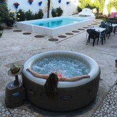 Hotel Rural Las Cinco Ranas бассейн фото 2