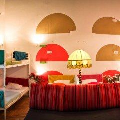 Hostel Budapest Center Стандартный номер с различными типами кроватей фото 27