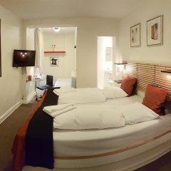 Hotel Domir Odense 2* Стандартный номер с двуспальной кроватью