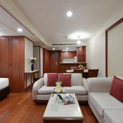 Отель Centre Point Sukhumvit 10 4* Номер Делюкс с различными типами кроватей фото 6