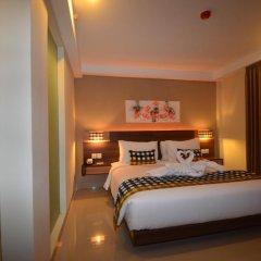 Отель Grand Barong Resort 3* Улучшенный номер с различными типами кроватей фото 5