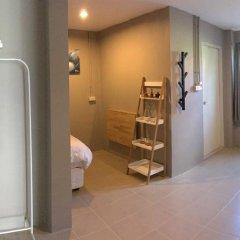 Отель Wanmai Herb Garden 3* Стандартный номер с различными типами кроватей фото 7