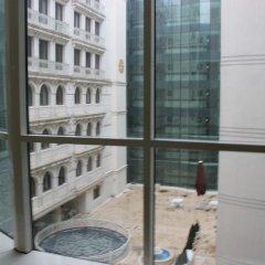 Отель Ottoman Suites балкон